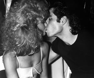grease, love, and John Travolta image