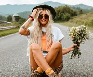 alternative, blonde, and indie image