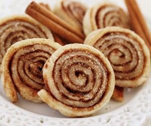 food, Cinnamon, and coffee image