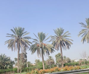baghdad, blue, and countryside image