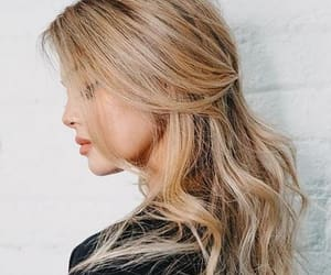 beauty, hair, and lima image