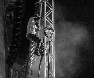 b&w, climbing, and bandito tour image