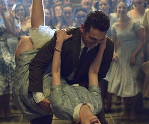 couple, dance, and james franco image