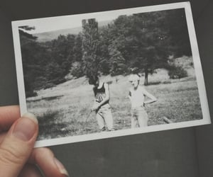 black and white, family, and photography image