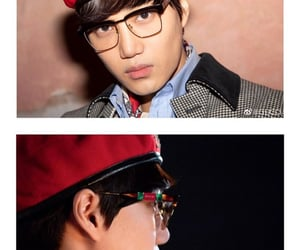 exo, kim jongin, and exo kai image