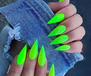 nails, naildesign, and nailarts image