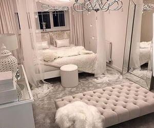 bedroom, goals, and white image