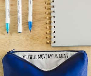 etsy, motivational gifts, and custom pencil bag image