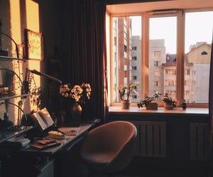 room, study, and home image