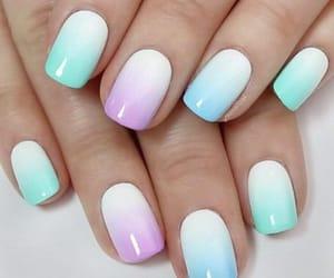 fashion, lindo, and nail image