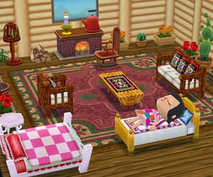 animal crossing, pocket camp, and nintendo image