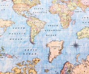 wallpaper, world, and mapa mundi image