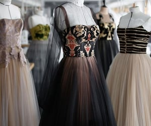 backstage, design, and fashion image