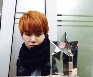 award, kpop, and bts image