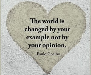 quote, change, and coelho image