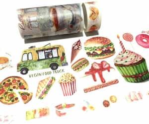 cuisine, big burger, and food trailer image