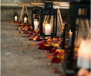 aesthetic, aisle, and autumn image