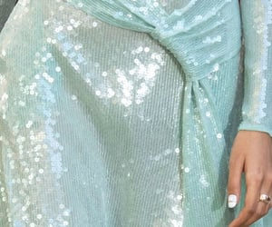 fashion, sequins, and mermaid image