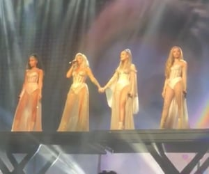girl band, madrid, and perrie image