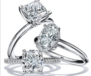 ring, tiffany, and tiffany & co image