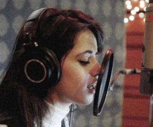 singing and camila cabello image