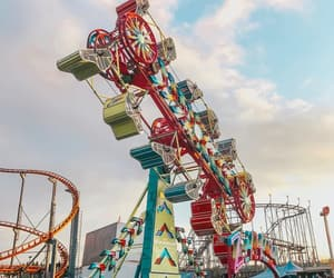 colors, rides, and fair image