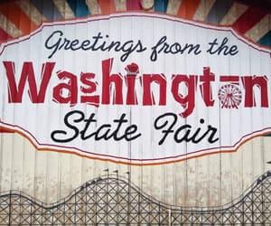 entrance, washington, and fair image