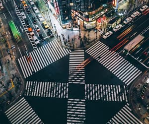 cities, city, and intersection image