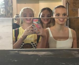 milia, lilia buckingham, and millie bobby brown image