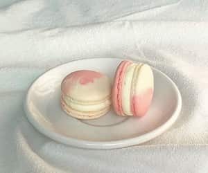 aesthetic, food, and macaroons image