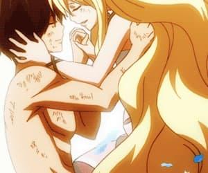 anime, gif, and mavis image