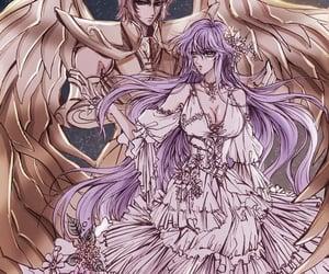 anime, beautiful, and Saint Seiya image