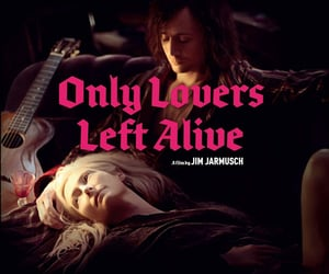 only lovers left alive image