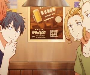 anime, japanese, and boys image