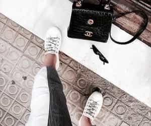 accessories, sunglasses, and coco chanel image
