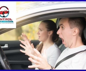 control driver training, driving lessons canberra, and driver training canberra image
