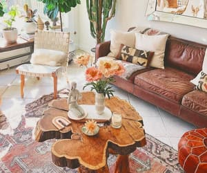 aesthetic, apartment, and bohemian image