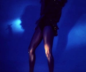 80s, blue, and Diana Ross image