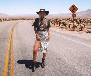 chic, coachella, and fashion image