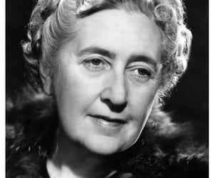 agatha christie, sayings, and quotes image