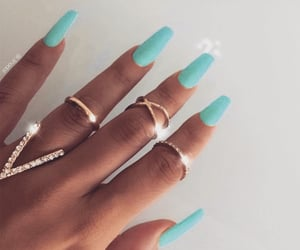 fashion inspiration, tumblr inspo, and nails goals image
