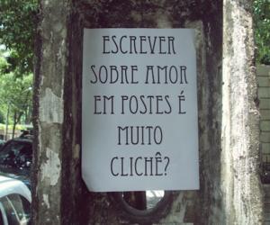 amor, muro, and rua image