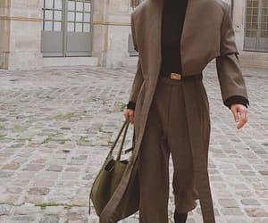 brown, daily, and fashion image