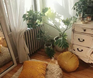 home, boho, and decor image