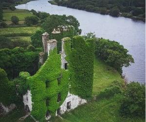 belleza, castillo, and lugares image
