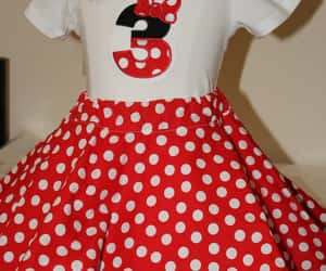 etsy, mouse birthday, and 3rdbirthdayoutfit image