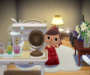 animal crossing, video games, and pocket camp image