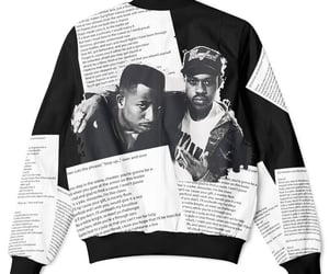 apparel, black, and jackets image