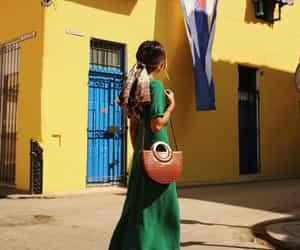 blogger, cuba, and dress image