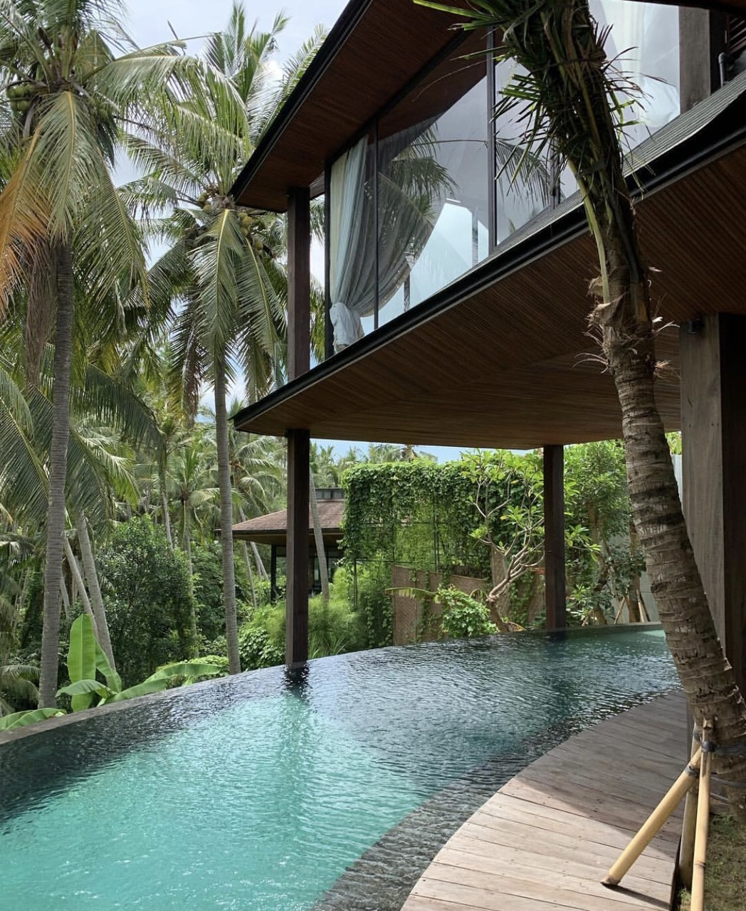 bali, Dream, and house image